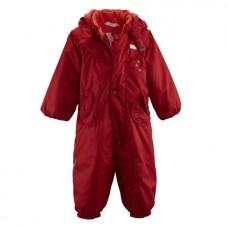 Reima Бордовый mandala комбинезон с защитой от снега и дождя для девочек