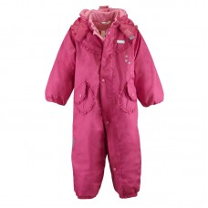 Комбинезон  розовый mandala Reima из двухслойной ткани для девочек Reima