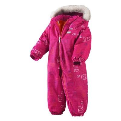 Комбинезон Reima для девочек зимний steigen reimatec 510072-258