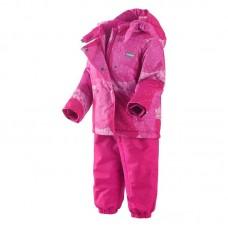 Комплект Muutos розовый Reima для девочек