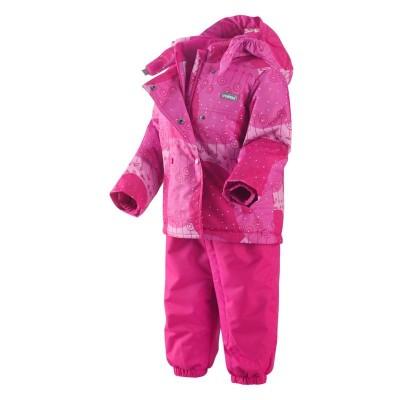 Комплект Reima для девочек зимний muutos 513047-277