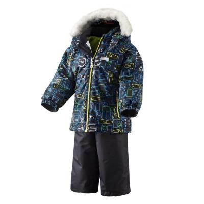 Комплект Reima для мальчиков зимний steg 513051-976