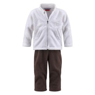 Флисовый комплект Reima для девочек зимний geminio 516019-008