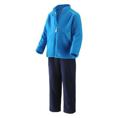 Флисовый комплект Reima для мальчиков зимний kaksi 516051-606