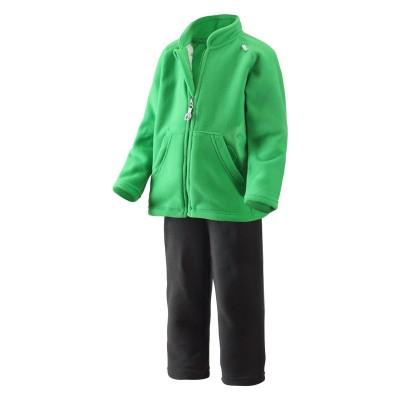 Флисовый комплект Reima для мальчиков зимний kaksi 516051-864