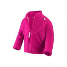 Флисовая куртка Reima для девочек зимняя exterior