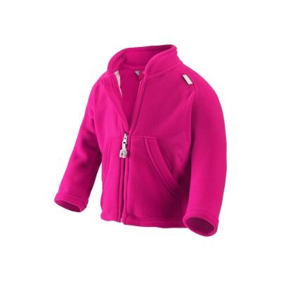 Флисовая куртка Reima для девочек зимняя exterior 516052-255