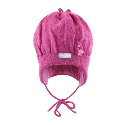 Шапка Reima для мальчиков зимняя shuji 518028-381