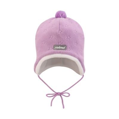Шапка Reima для девочек зимняя silent 518095-590