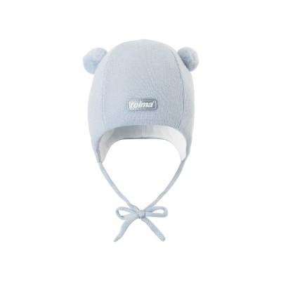 Шапка Reima для мальчиков зимняя listen 518097-052