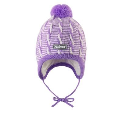 Шапка Reima для девочек зимняя aamu 518099-590