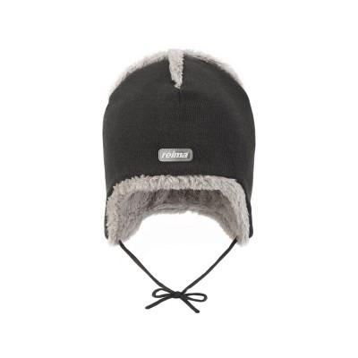 Шапка Reima для мальчиков зимняя dusk 518100-481