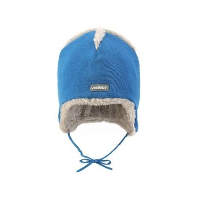 Шапка Reima для мальчиков зимняя dusk 518100-606