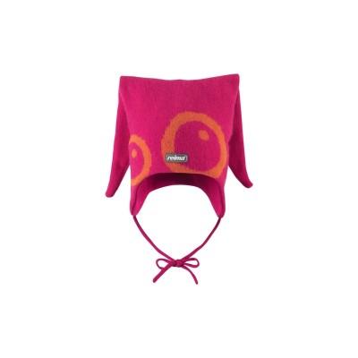 Шапка Reima для мальчиков зимняя gesicht 518101-255