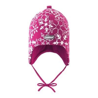 Шапка Reima для девочек зимняя elo 518104-255