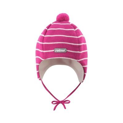 Шапка Reima для девочек зимняя ehyt 518113-255