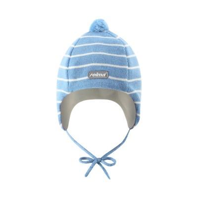 Шапка Reima для мальчиков зимняя ehyt 518113-614