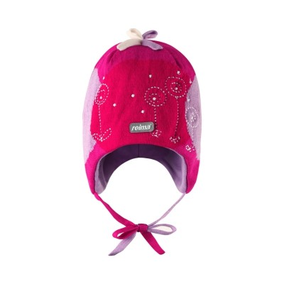 Шапка Reima для девочек зимняя om 518116-255