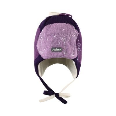Шапка Reima для девочек зимняя om 518116-592
