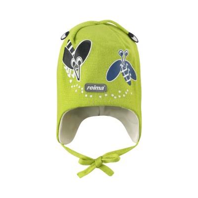 Шапка Reima для мальчиков зимняя tag 518118-863