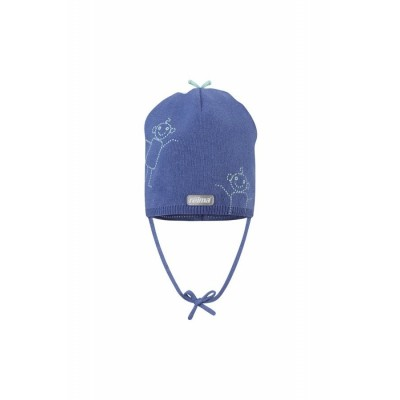 Шапка Reima для мальчиков весенняя translucent 518131-6260