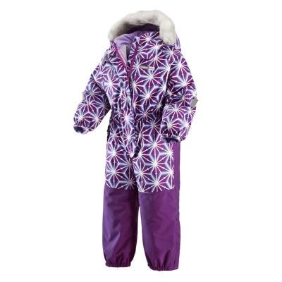 Комбинезон Reima для девочек зимний double kiddo 520055-594