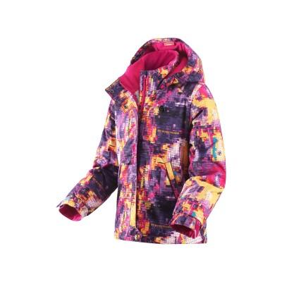 Куртка Reima для девочек зимняя facet  521161-268