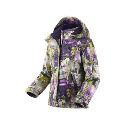 Куртка Reima для девочек зимняя facet 521161-511