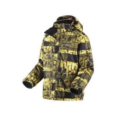 Куртка Reima для мальчиков зимняя surface 521162-136