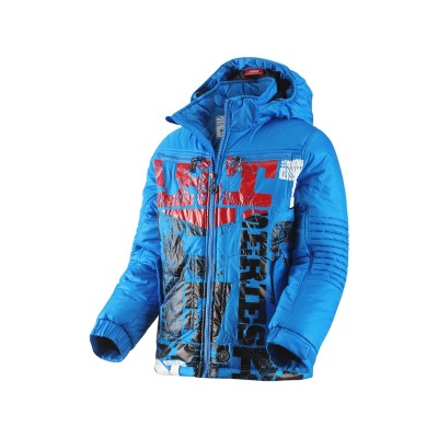 Куртка Reima для мальчиков весенняя volume 521164-606