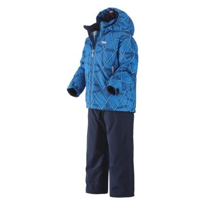 Комплект Reima для мальчиков зимний point kiddo 523040-611