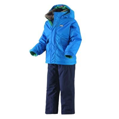 Комплект Reima для мальчиков зимний line kiddo 523041-606