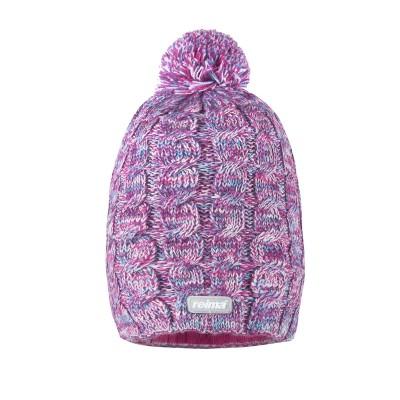 Шапка Reima для девочек зимняя glacius 528070-381