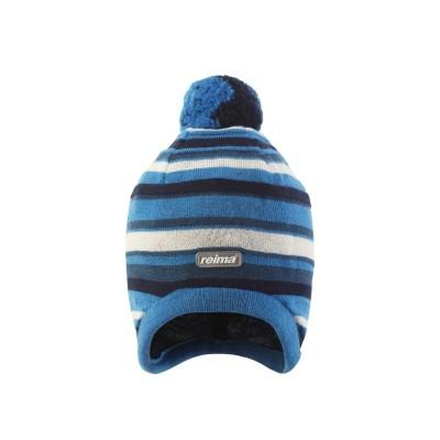 Шапка Reima для мальчиков зимняя pallo 528138-677
