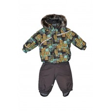 Комплект для мальчиков зимний Robi Kerry
