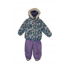 Комплект зимний Kerry для девочек bibi