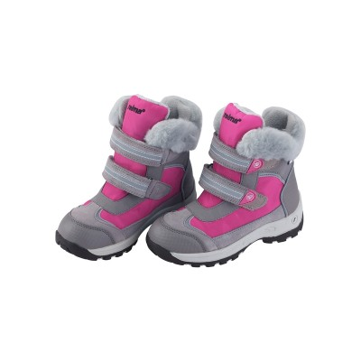 Ботинки Reima для девочек зимние sageo reimatec 569037-381