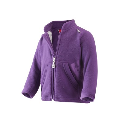 Флисовая куртка Reima для девочек зимняя exterior 516052-592