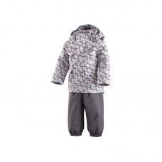 Reima Lempi, цвет серый, комплект для девочек