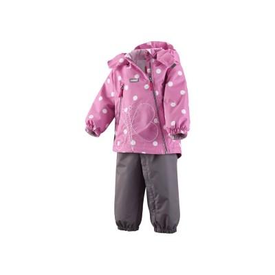 Комплект Reima для девочек весенний perho 513058-4201