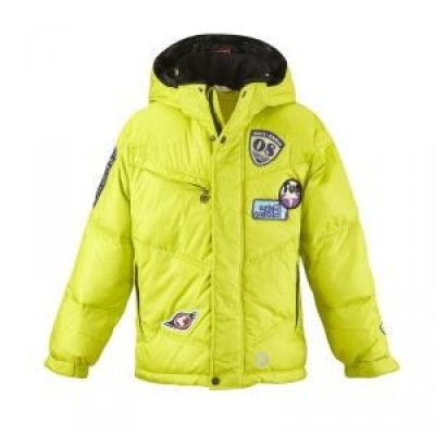 Куртка Reima для мальчиков зимняя hyozan 521044-116