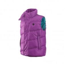 Пуховый жилет Reima для девочек зимний cylinder
