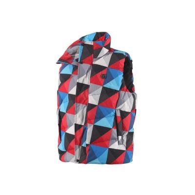 Пуховый жилет Reima для мальчиков зимний lateral 521156B-624
