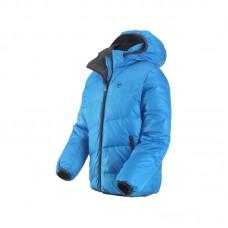 Куртка пуховая ярко-синяя Reima
