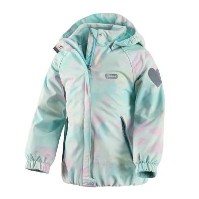 Куртка Reima для девочек осенняя fairie 521195-7623