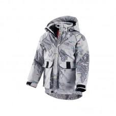 Куртка mundo с модным принтом Reima