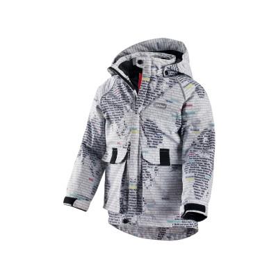 Куртка Reima для мальчиков весенняя mundo 521199-9175