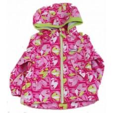 Куртка Sparkle розовая Reima