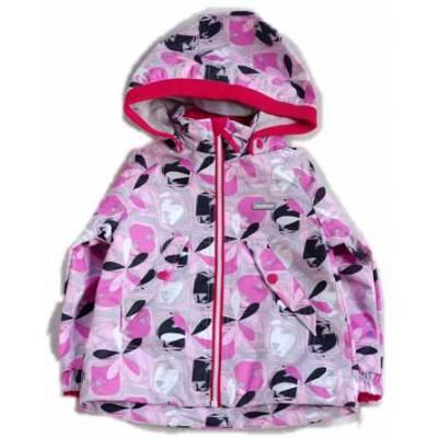 Куртка Reima для девочек осенняя sparkle 521201-9176