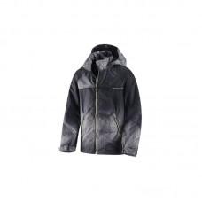 Куртка с mesh-сеткой